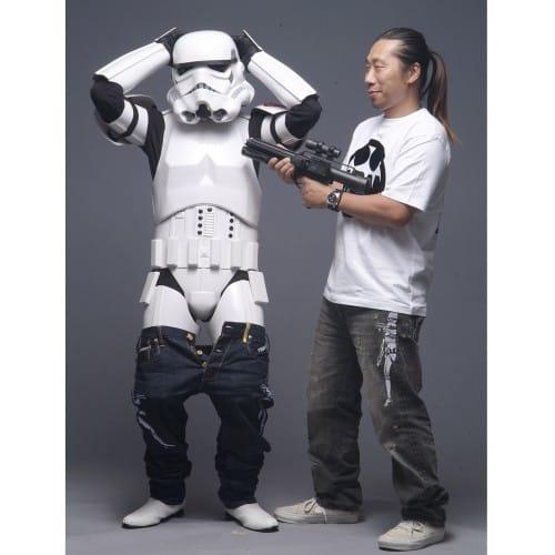 Star Wars Stormtrooper Martin Yat Ming