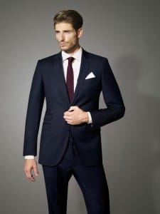 made to measure suit by NIRO