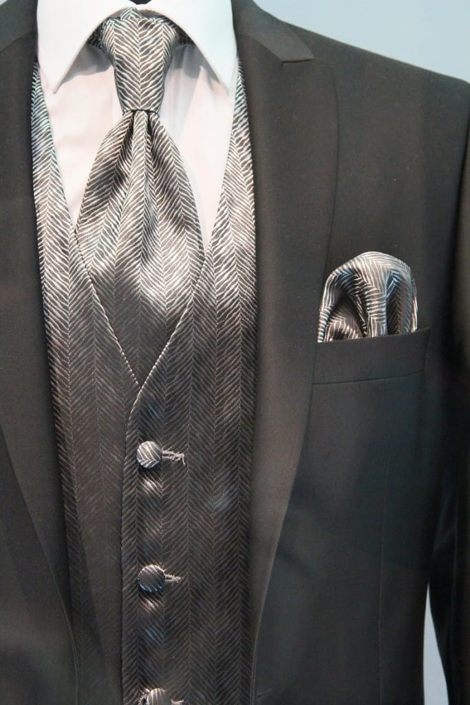 Bespoke suit from NIRO