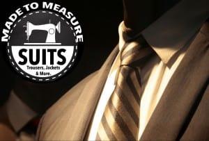 Bespoke suit from Niro Fashion