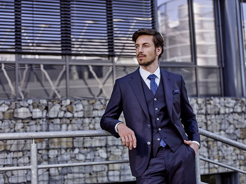 Made to Measure Suits by NIRO