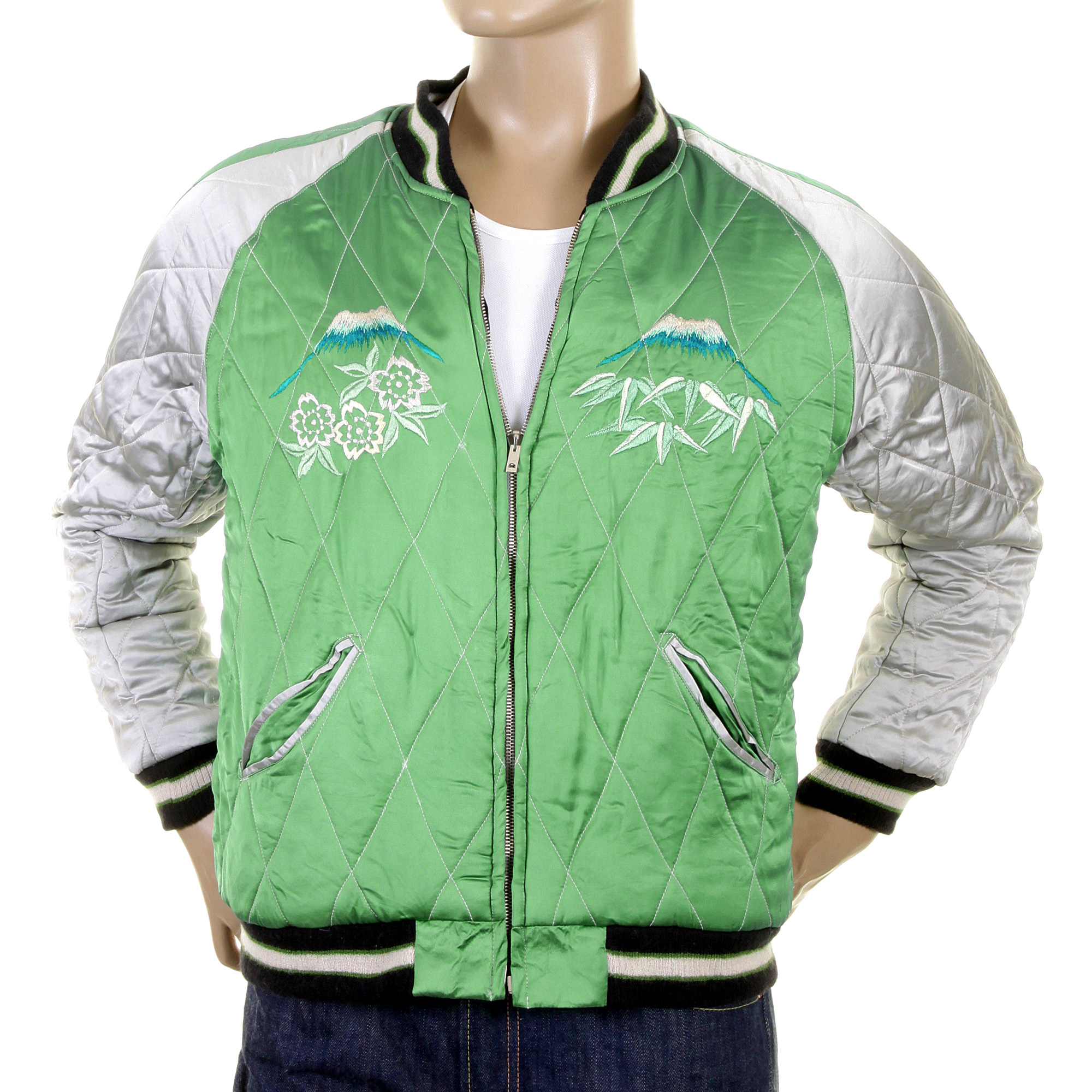 SUGAR CANE Special Limited Edition Regular Fit Jacket