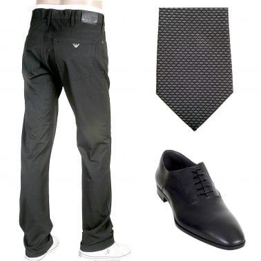 Dress like an Alpha Male at Work