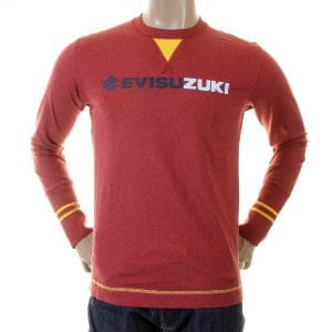 EVISUZUKI series of T shirts from Evisu