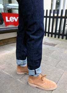 Chunky Cuffs for Denims