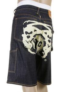 denim shorts for men