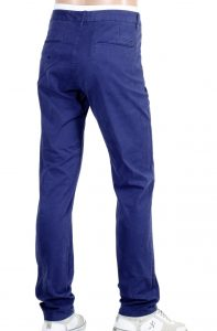 Blue Chinos for Men