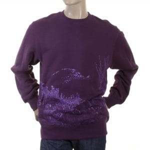 crew neck sweatshirts for men