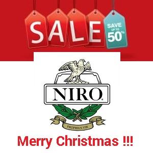 Niro Half Price Sale