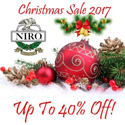 Save Up to 40% at Christmas Sale 2017