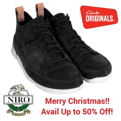 Clarks Originals Moccasins at Niro Fashion