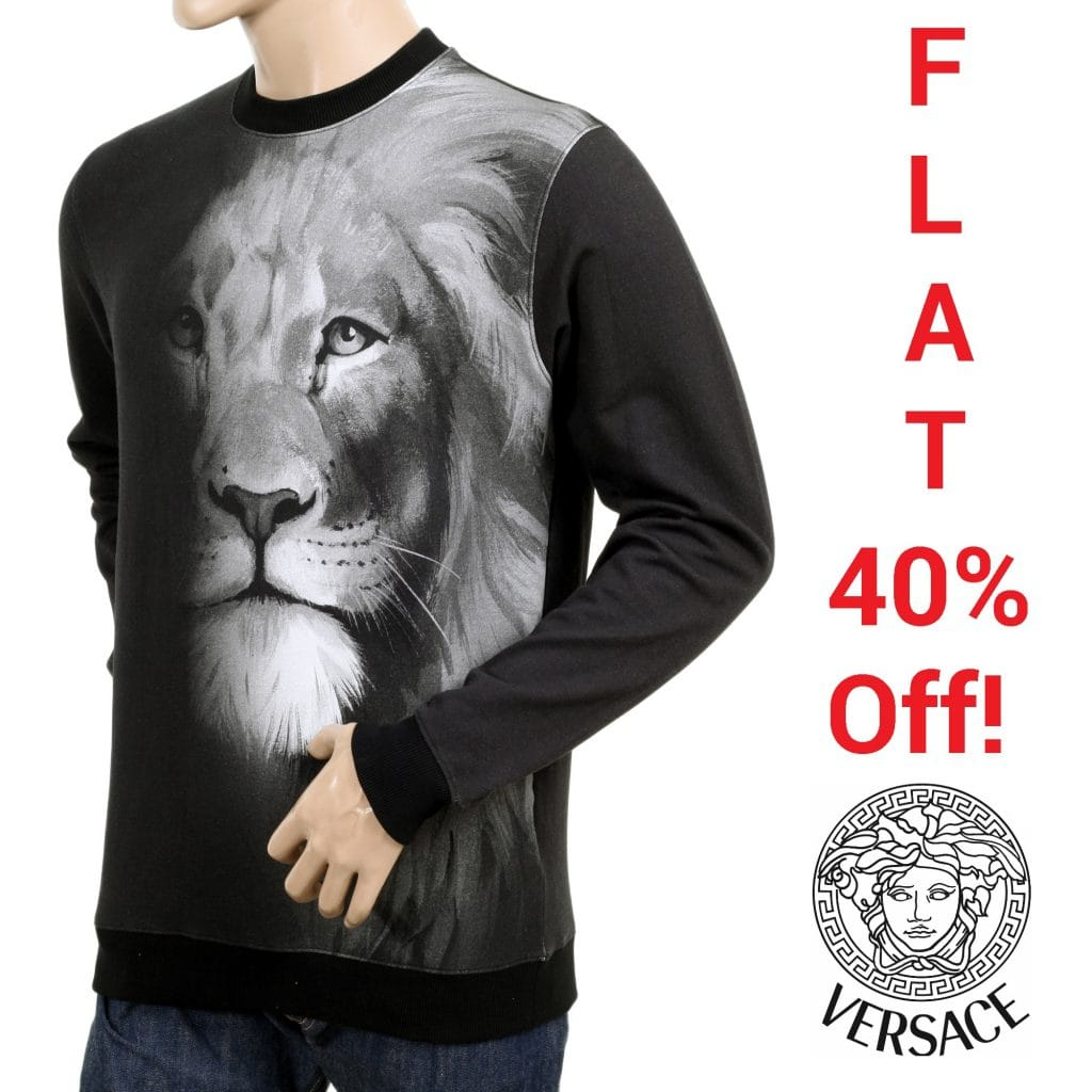Mens T-shirts from Versace
