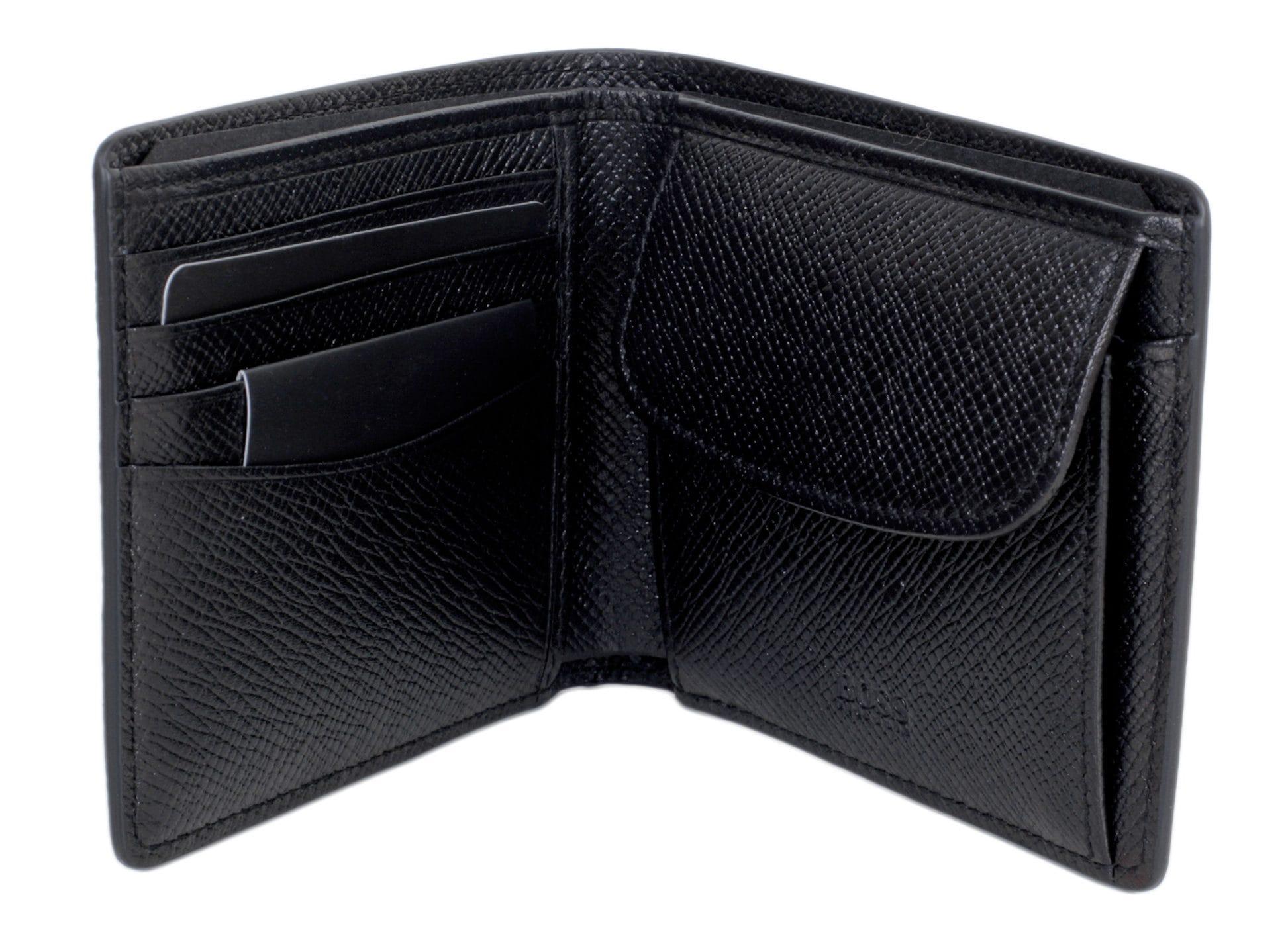 Wallet for Men from Hugo Boss Black