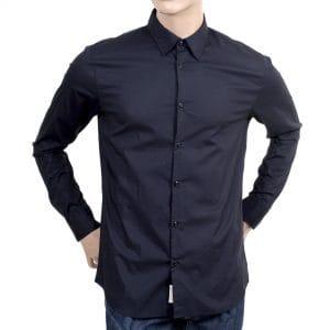 Scotch and Soda Black Shirt