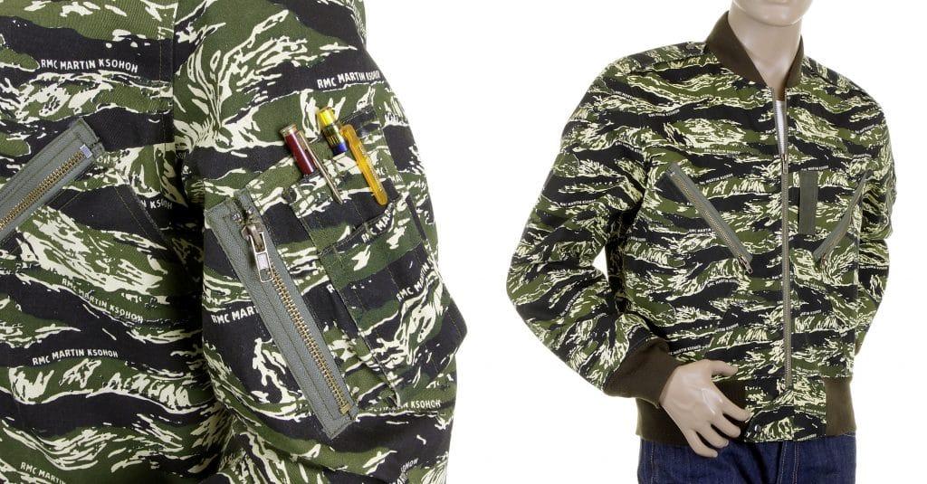 RMC camo jacket
