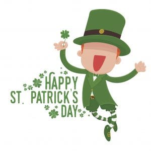 St. Patrick's Day from Niro Fashion