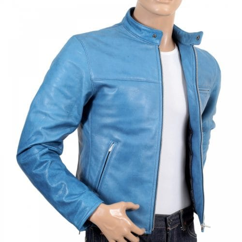 Mens Biker Jacket from RMC Jeans