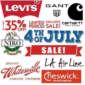 4th of July Sale at Niro Fashion