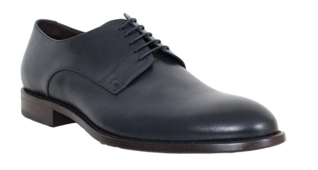 Men's leather shoes from Hugo Boss