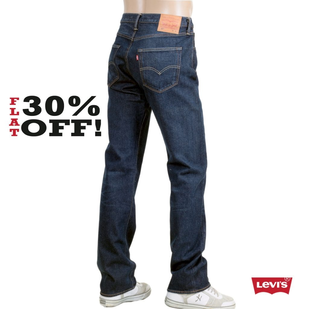 Straight leg Jeans from Levis