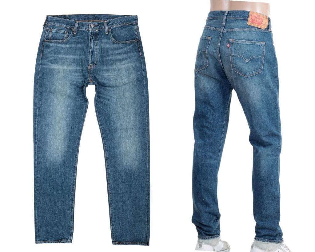 Levis 501 Jeans with Original Fit