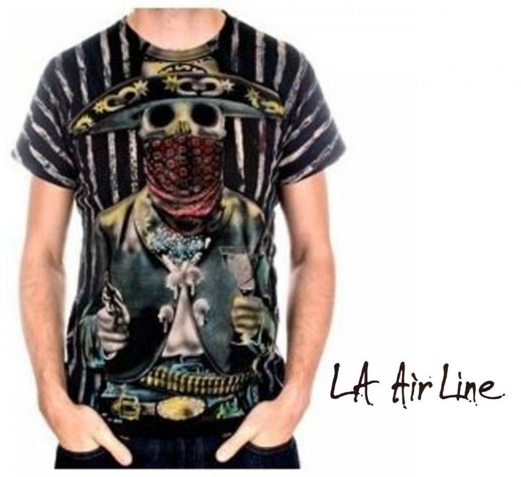 Men's Bandido T-shirt from LA Airline
