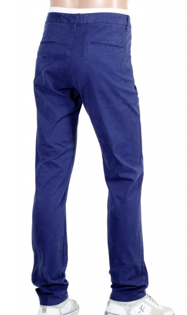 Blue Chinos from Scotch and Soda