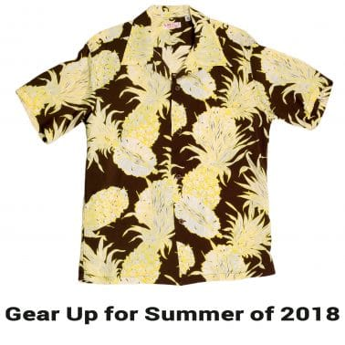 Gear Up for Summer 2018
