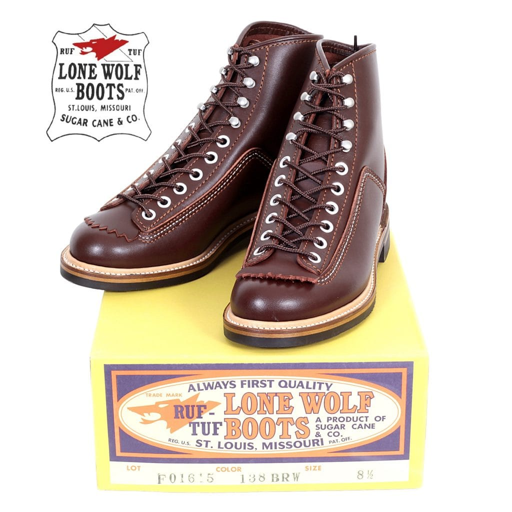 Lone Wolf Boots for Men