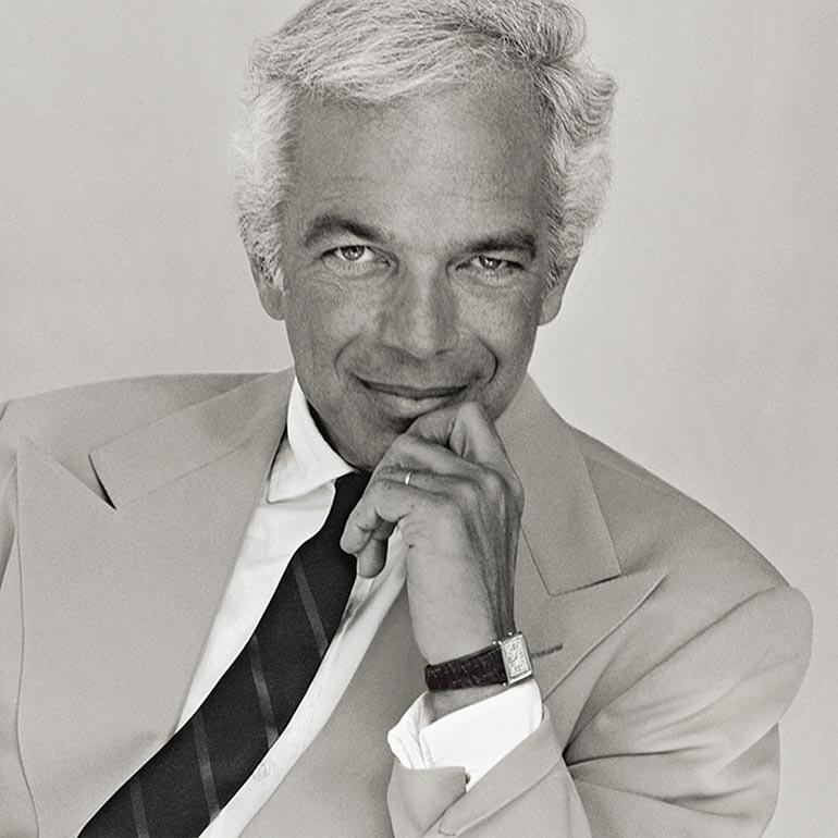 Master Designer Ralph Lauren