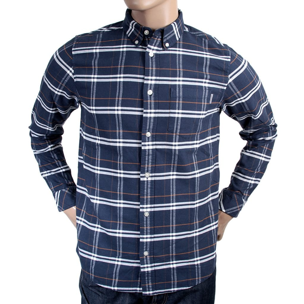Carhartt Cotton shirt with checks