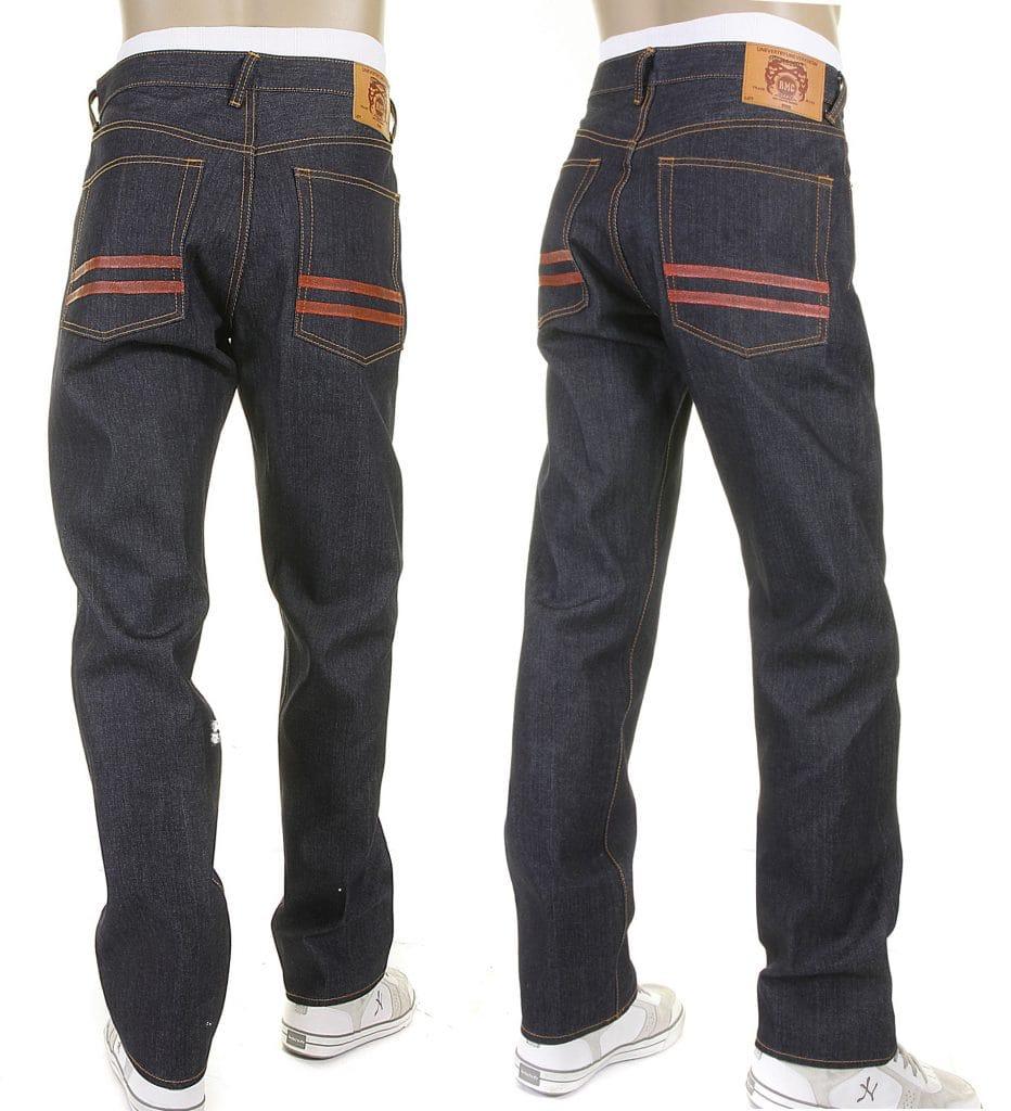 RMC Raw Indigo Jeans