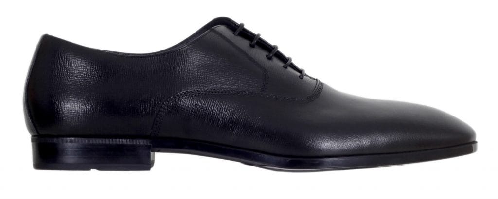 Leather shoes from Hugo Boss
