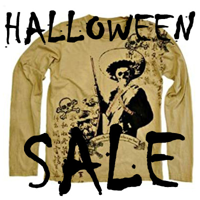 Niro Fashion Sale on Halloween