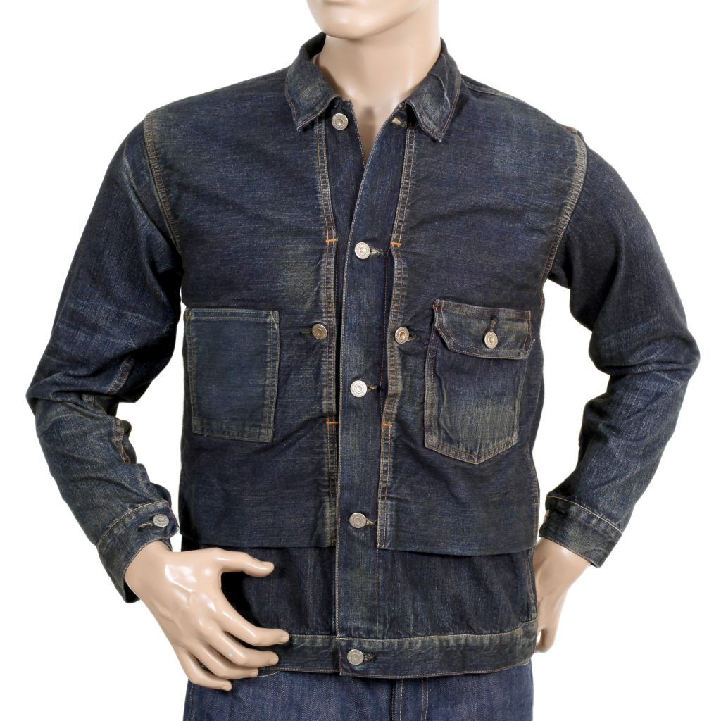 Sugarcane denim jackets