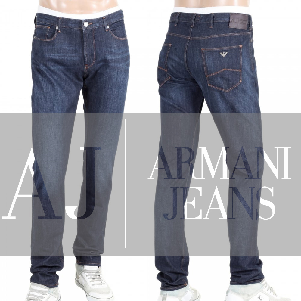 Denims from Armani