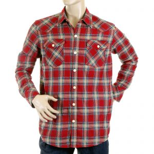 Rugged Western Shirt