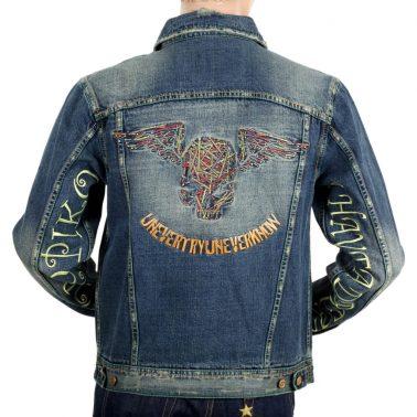 Modern Ways to Wear a Denim Jacket