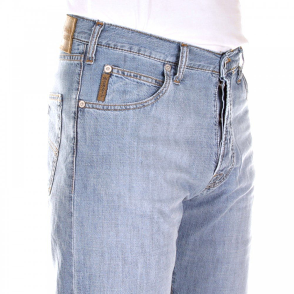 relaxed fit Armani jeans