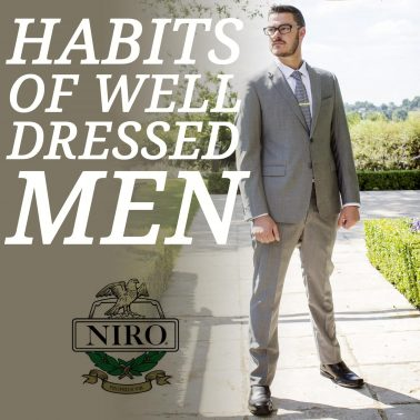 Habits of Well Dressed Men