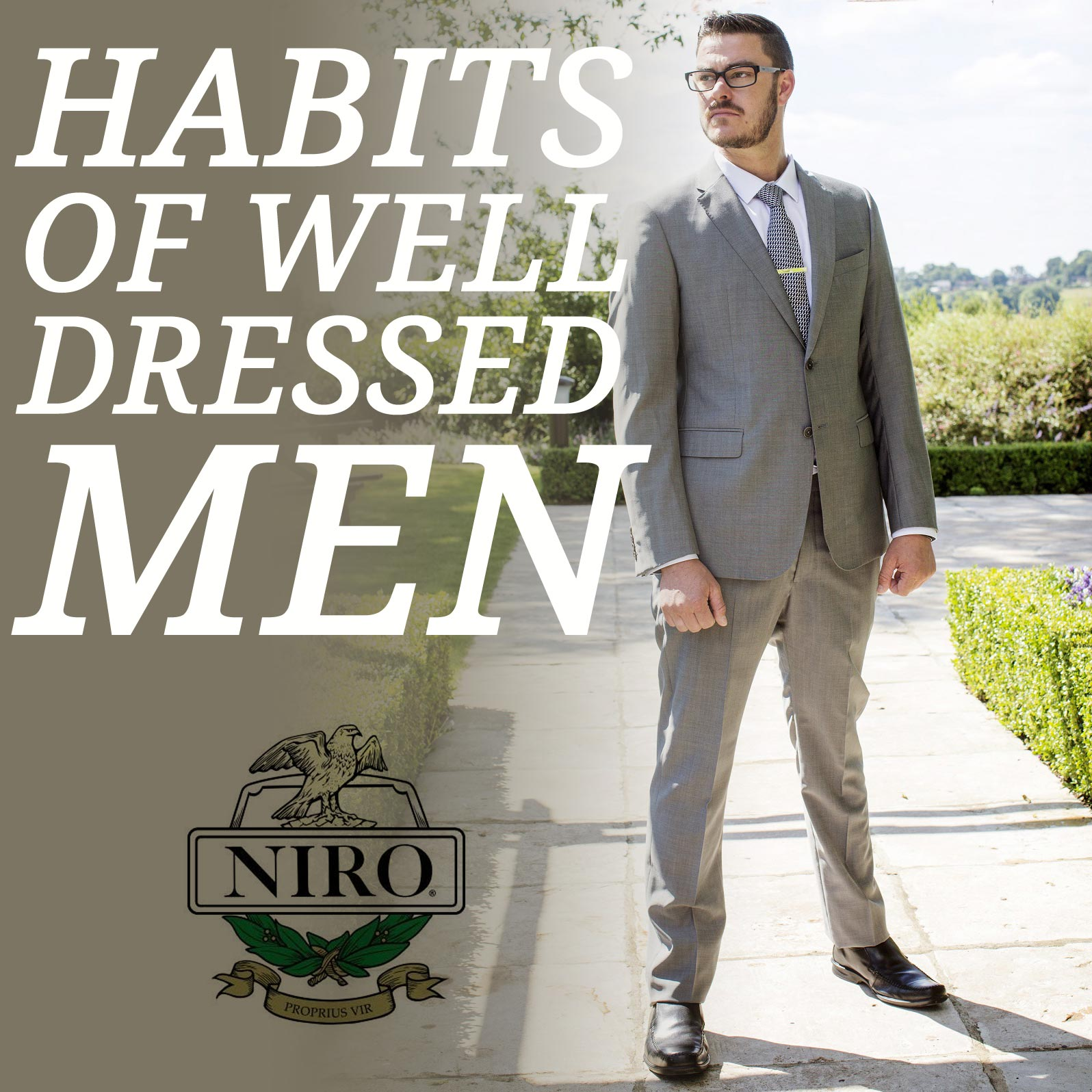 Well Dressed Men