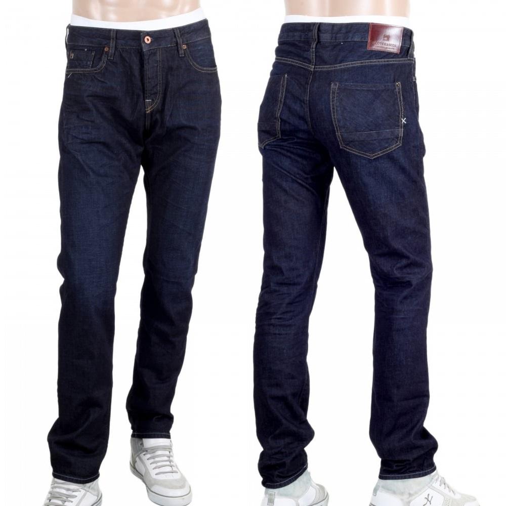 Indigo Denim Jeans