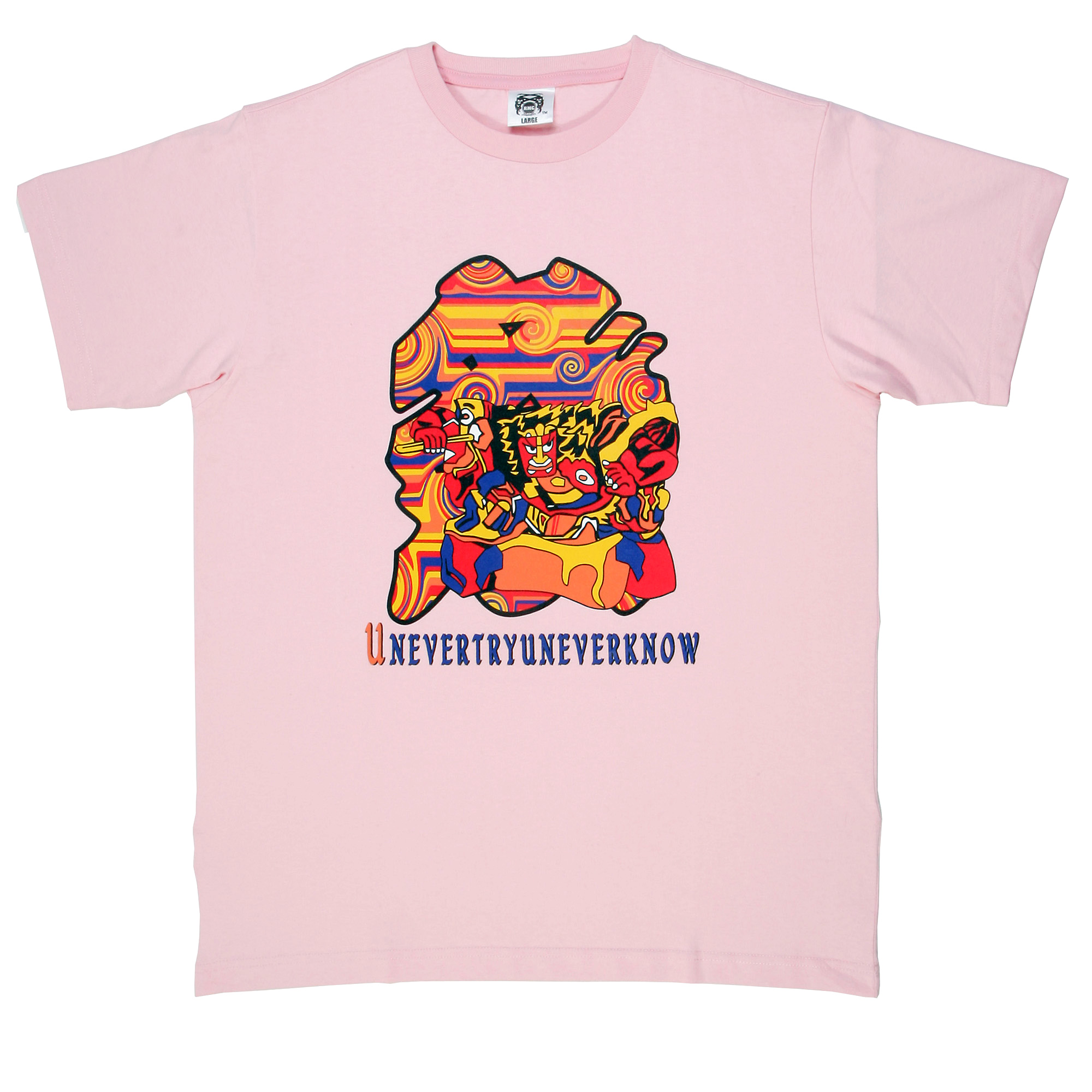 RMC Jeans pink t-shirt