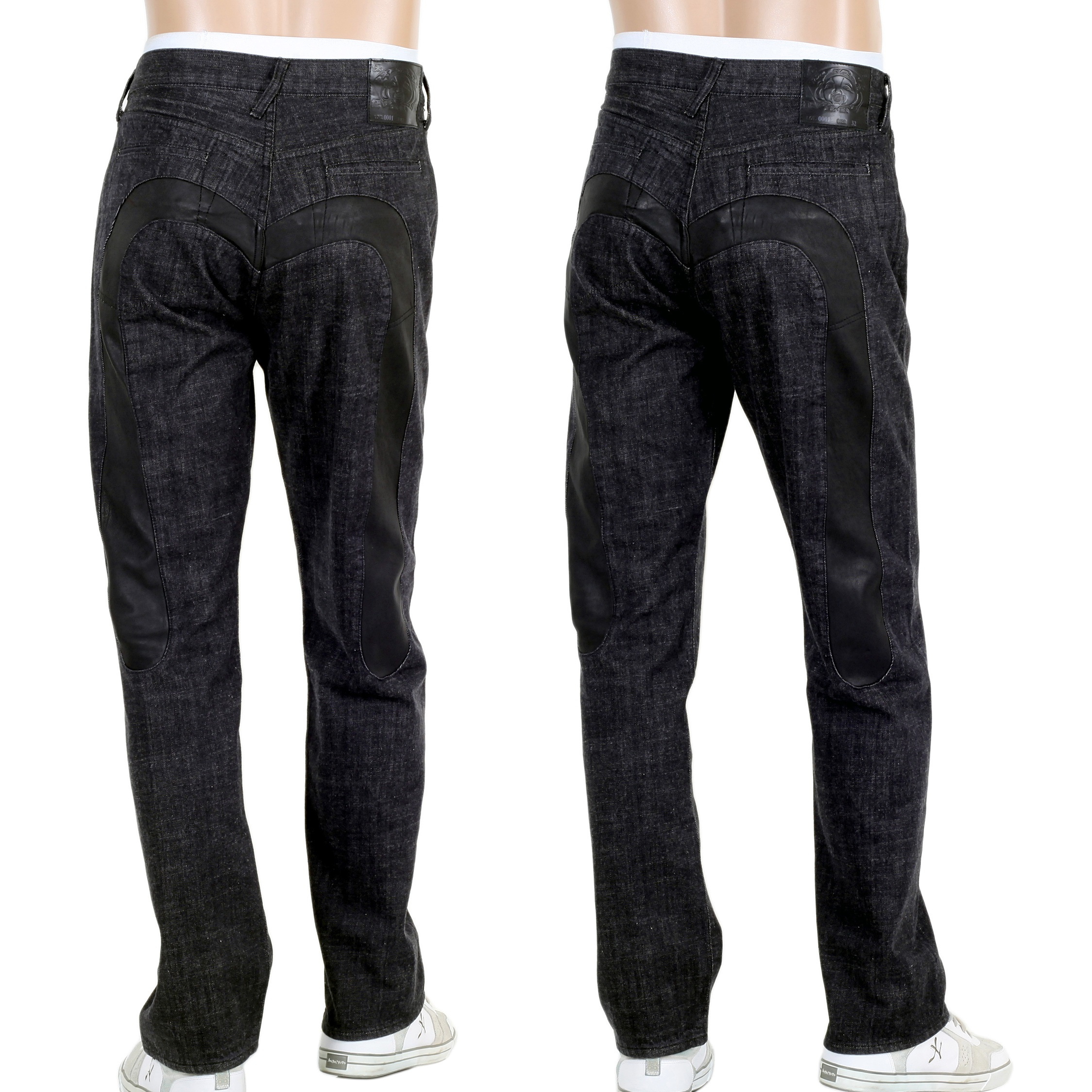 Black Jeans from Evisu