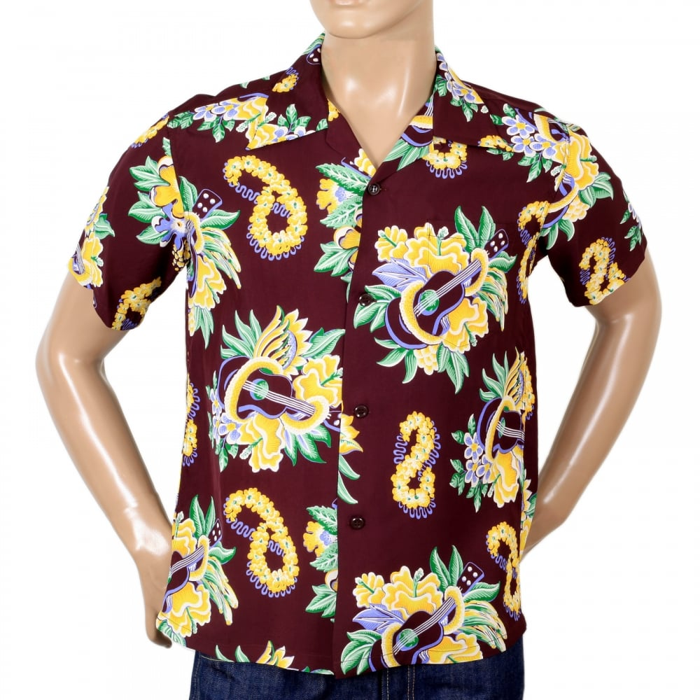 Floral Shirts from Sun Surf