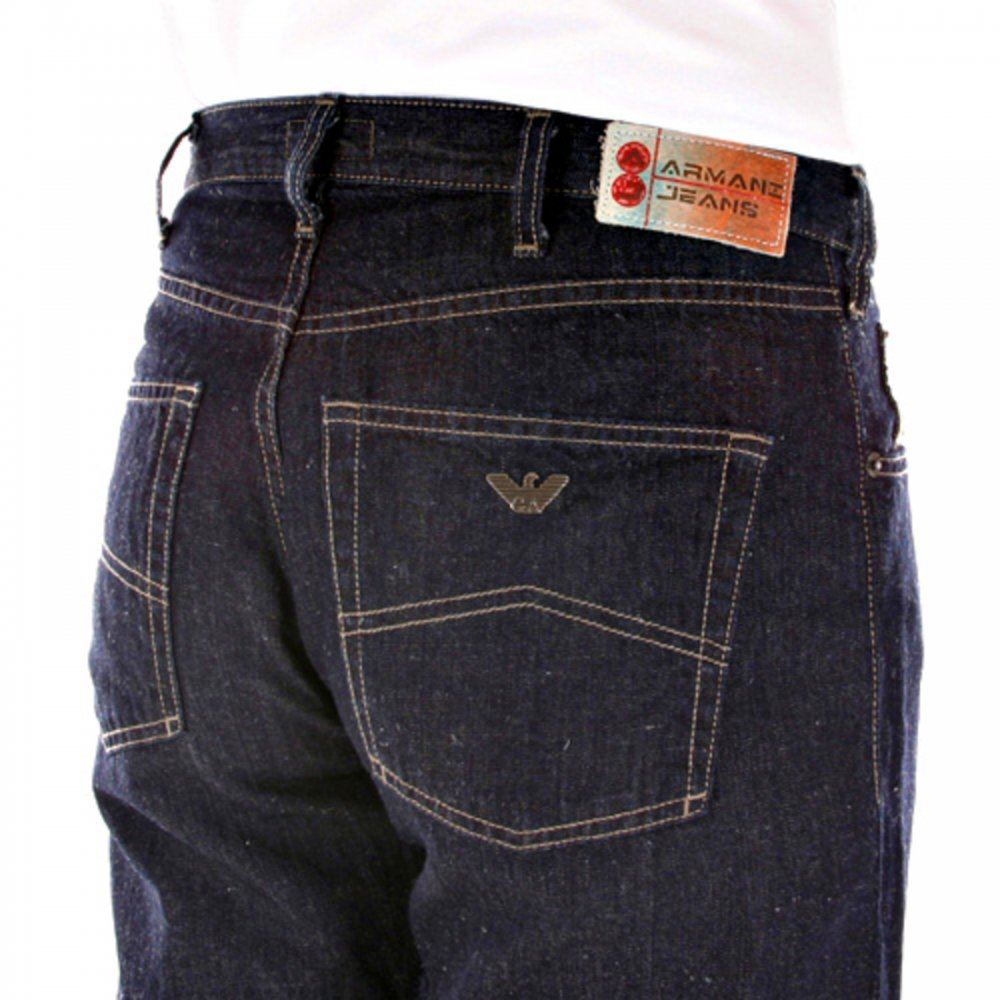 Armani Jeans Relaxed fit Jeans