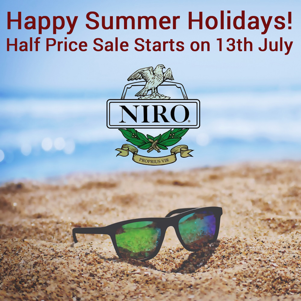 Half Price Sale at Niro Fashion