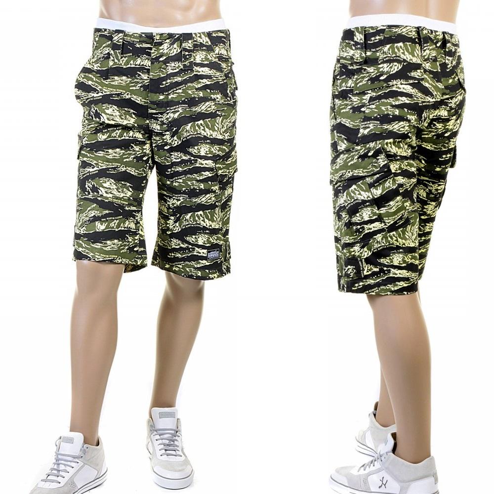 •RMC MKWS Camo Shorts