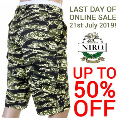 Must Buy for Men this Summer on Niro Fashion Sale
