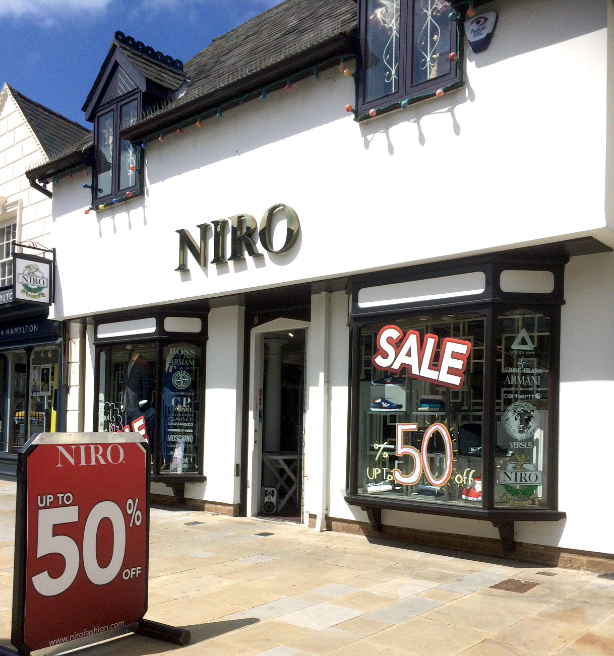 Niro Fashion Summer Sale